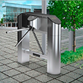 Oxgard Praktika T-02 сompact turnstile street photo 7